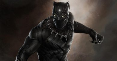 Marvels Black panther