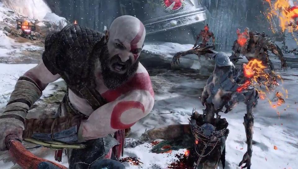 Sony god of war