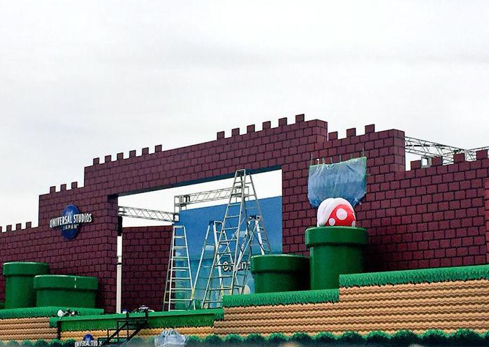 nintendos theme park