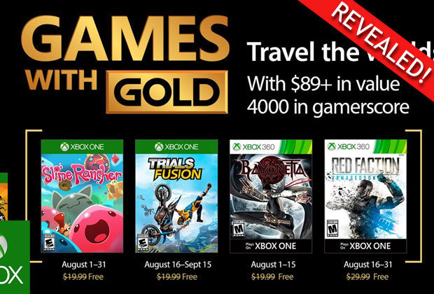 how to get free game xbox gold
