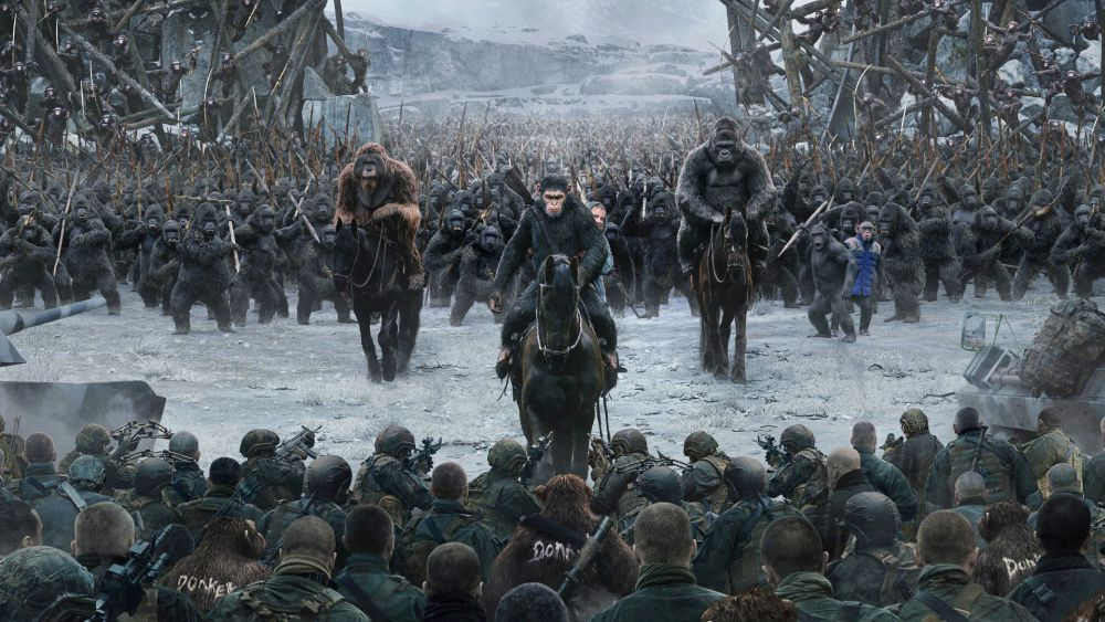 war planet of the apes