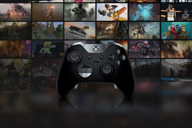xbox one x games