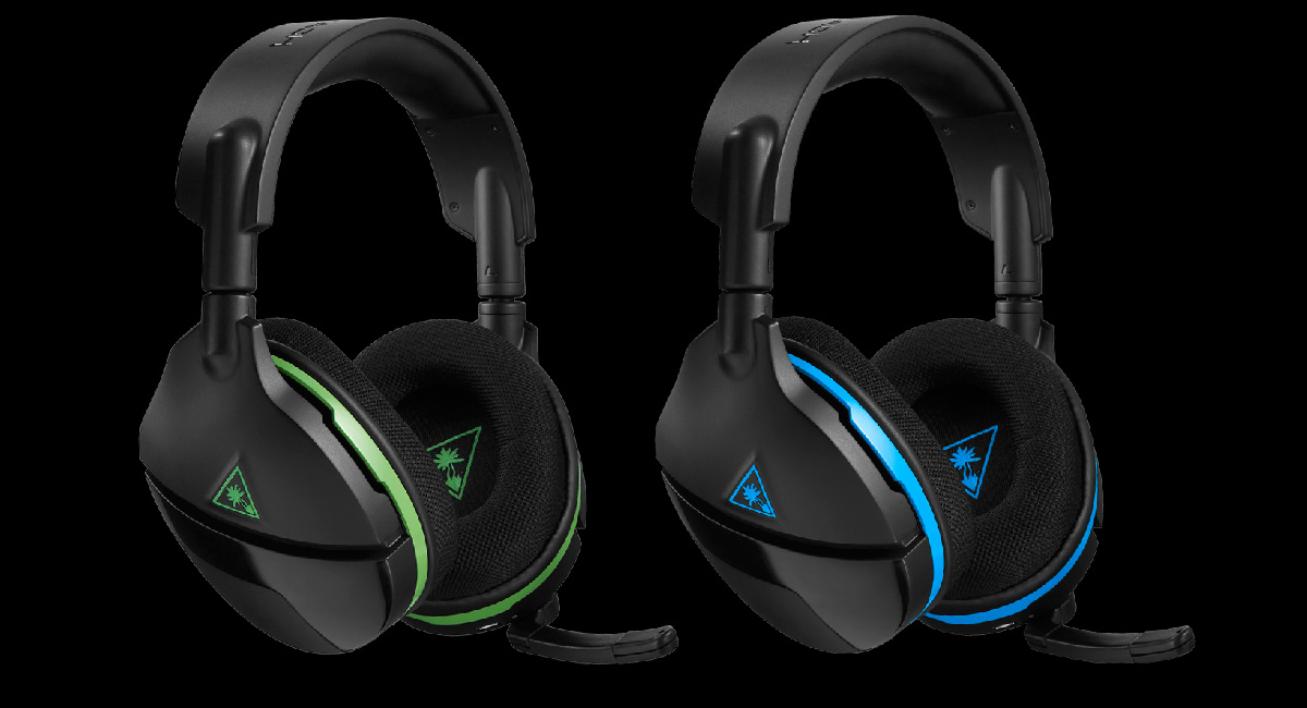 First turtle Beach Wireless Headset To Connect Directly To