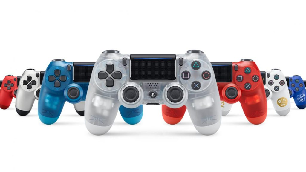 new ps4 controler colours