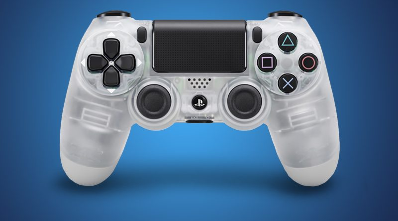ps4 crystal controler
