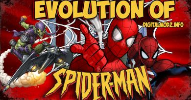 marvel comics Evolution of Spider-man Games ( 2000 -2018 comparion ) PC , Xbox PS4