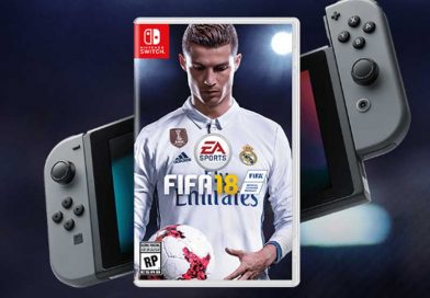 FIFA18 On the Nintendo Switch . Is The Best ever Handheld Soccer Game