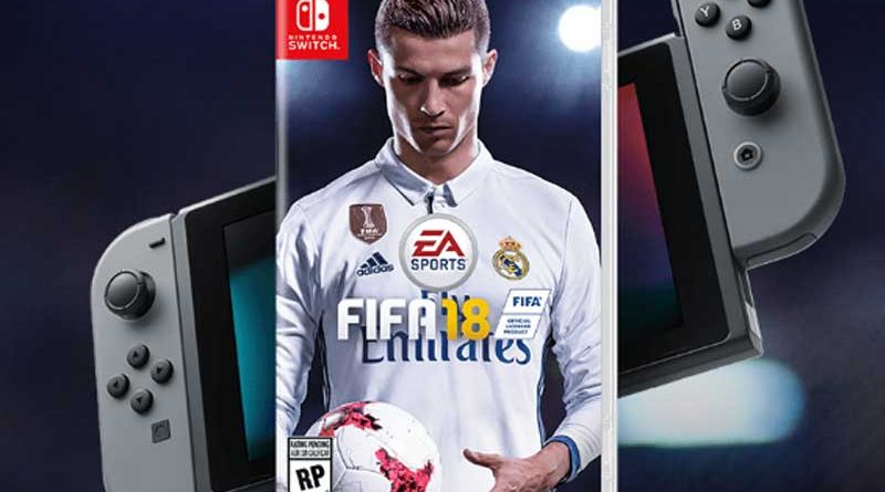 FIFA18 Nintendo switch