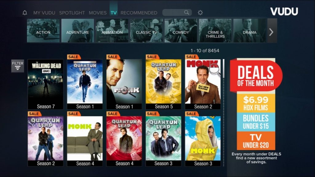 Online video service Vudu Will Now Support 4k HDR on Xbox One X and Xbox One S