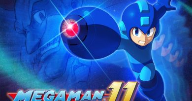 Capcom announces Mega Man 11 with New hand-drawn art style