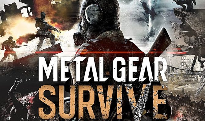 METAL GEAR SURVIVE - NEWS , RELEASE DATE & FIRST CAMPAIGN TRAILER
