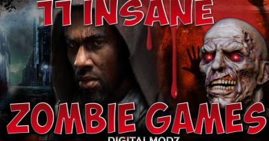 11 INSANE UPCOMING ZOMBIE GAMES of 2018 & 2019 (PS4, XBOX ONE, PC)