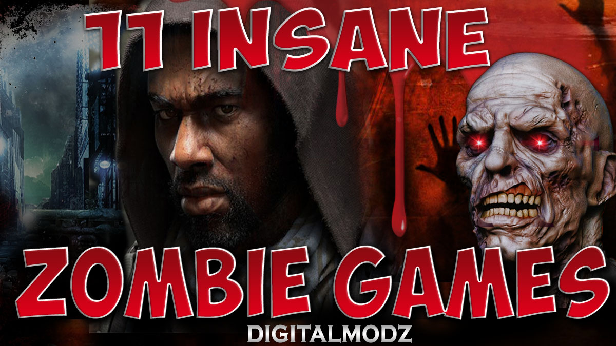 11 Insane Upcoming Zombie Games Of 2018 Ps4 Xbox One Pc