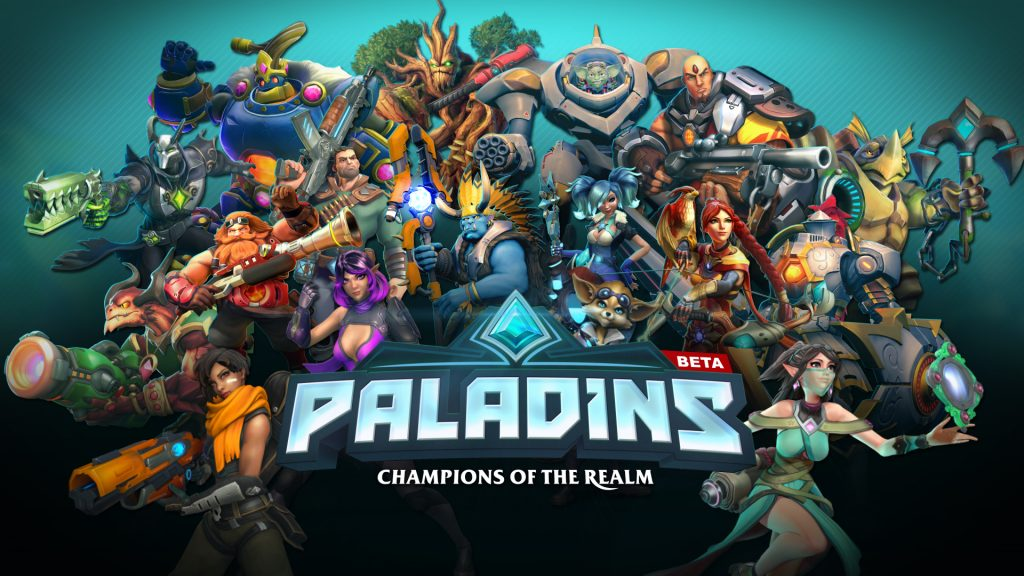 Hero Shooter Paladins announces PUBG-Like mode named 'Battlegrounds'