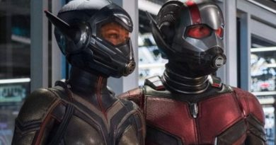 Marvel's Ant-Man and the Wasp Brings Epic shrinking superhero action