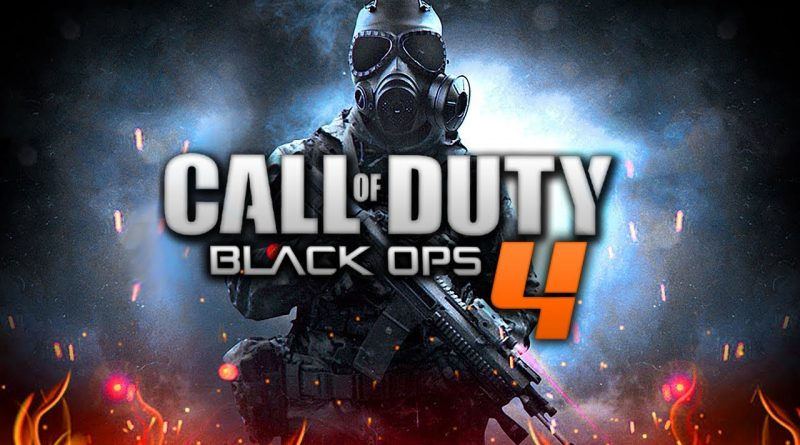 Marcus Sellars insider Leaks Call of Duty 2018's Setting and Title -Black ops 4 ?