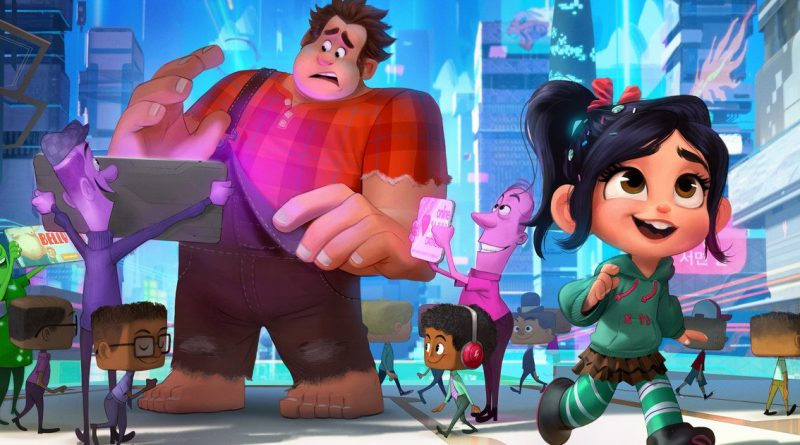 Disney's Ralph Breaks the Internet: Wreck-It Ralph 2 New Trailer