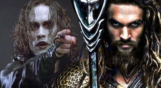 Jason Momoa's The Crow Remake Finally Has A 2019 Release Date