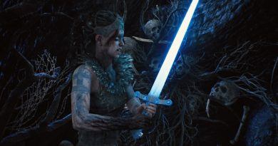 Hellblade: Senua's Sacrifice coming to Xbox One, with New modes For Xbox One X