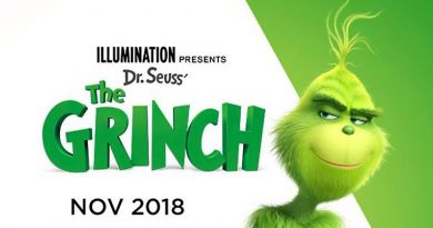 first look at Benedict Cumberbatch as Dr. Seuss The Grinch'