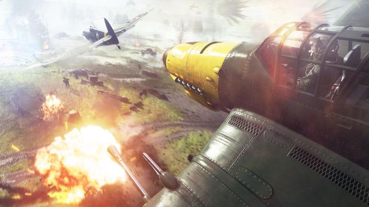 Battlefield v Revealed official trailer returns to World War II