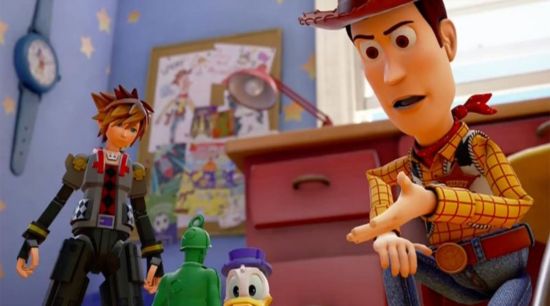 Kingdom Hearts 3 gameplay world premiere:  Delivers Lush Graphics, Pixar Quality