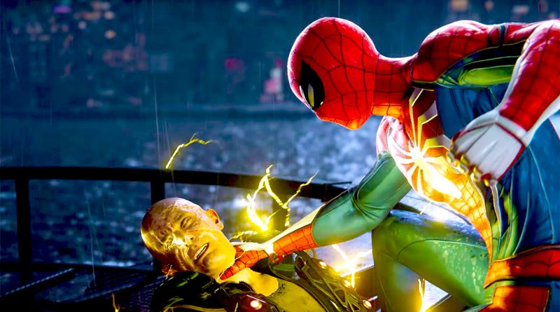 Spider-Man News , Trailer introduces Insomniac's take on Silver Sable
