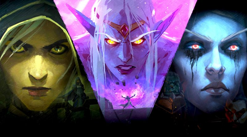 Jaina's tragic backstory explored in World Of Warcraft: Battle for Azeroth cinematic