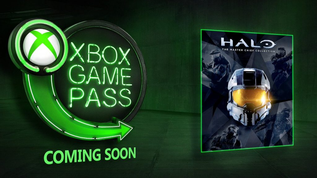 Halo : The Master Chief Collection - Xbox One X Enhanced Trailer ( Free xbox games pass )