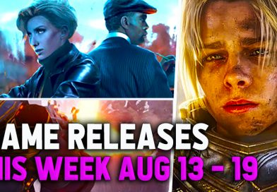 This Weeks New Game  Releases  Between 13 & 19 August 2018  ( XBOX ONE , PS4 , PC )