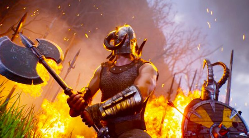 The developers of Prey announce Rune: Ragnarok' re-titled Rune II' Coming this Summer On Epic Games Store