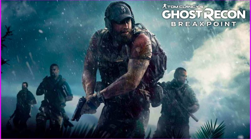 Ghost Recon in new Video , Ghost Recon Breakpoint Free beta signup