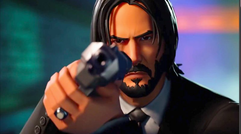 Fortnite x John Wick New crossover Event – Wick's Bounty LTM & Challenges