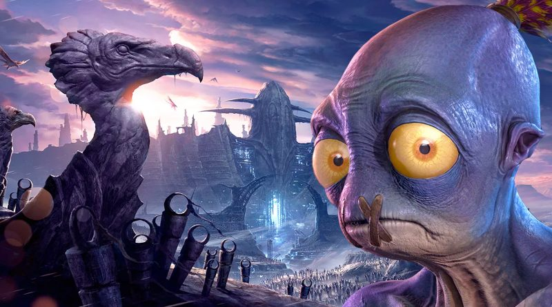 Oddworld: Soulstorm - Gets New First Gameplay Teaser , Releasing Early 2020