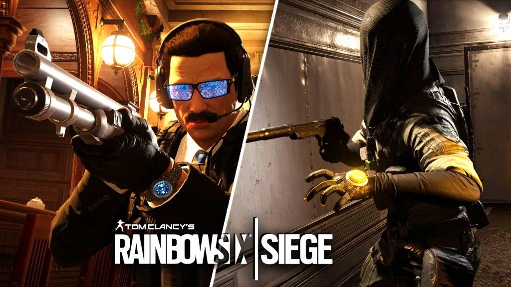 Rainbow Six Siege Phantom Sight: New Operators Gameplay & New Lesion Elite skin