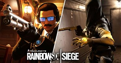 Rainbow Six Siege Phantom Sight: New Operators Gameplay & New Lesion Elite skin
