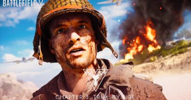 Battlefield V : New Mercury map Revealed With a Release Date set for next week.