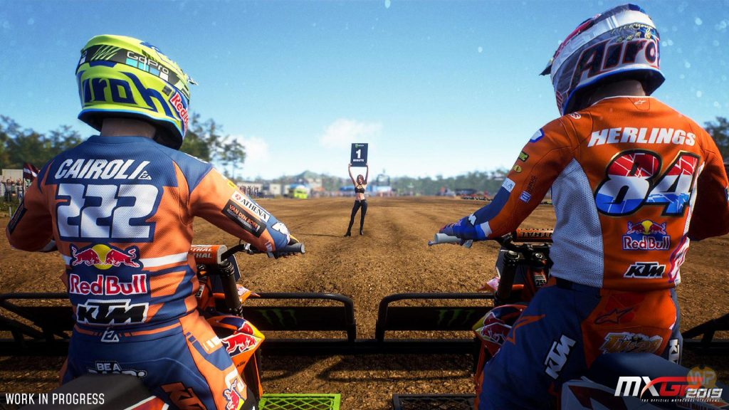 MXGP 2019 Announcement Trailer by Milestone with Release Date (2019)