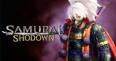 SNK's Samurai Showdown eighth character Trailer introduces Yashamaru the Crow-Billed Goblin