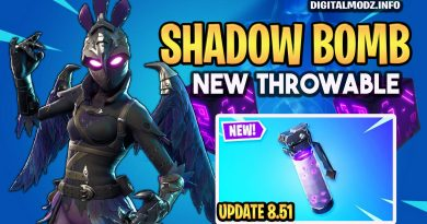 Fortnite shadow bomb