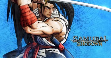 Samurai Shodown New character Trailer focuses on Haohmaru