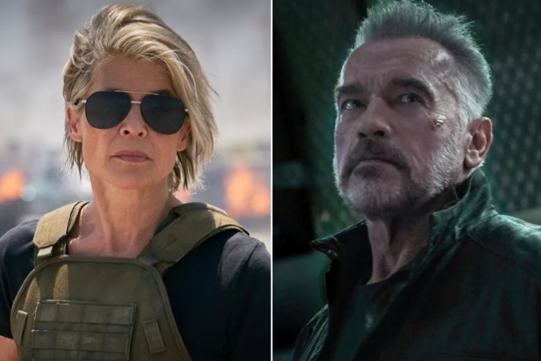 New Terminator Dark Fate Trailer : Produced by James Cameron & Directed by Deadpool's Tim Miller