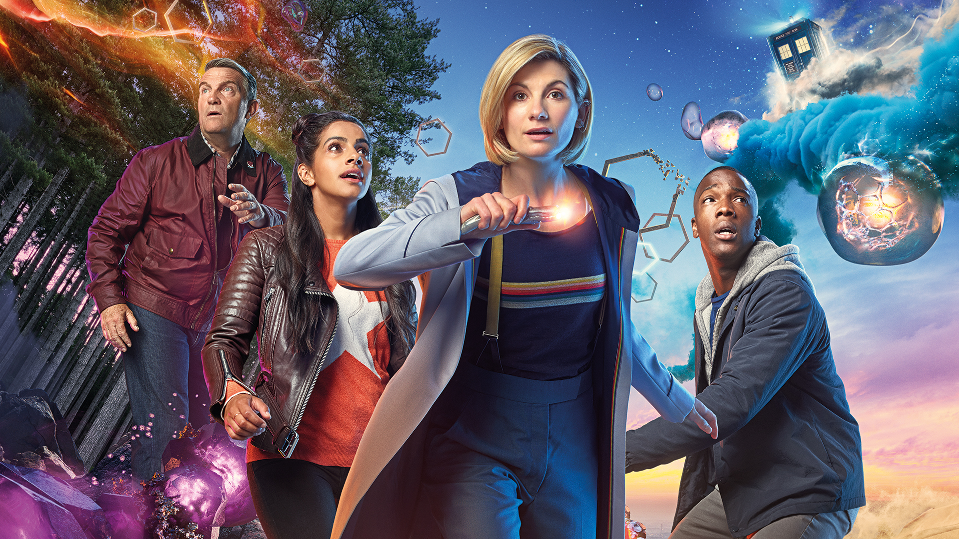 Doctor Who The Edge Of Time An Adventure Game In Vr With The