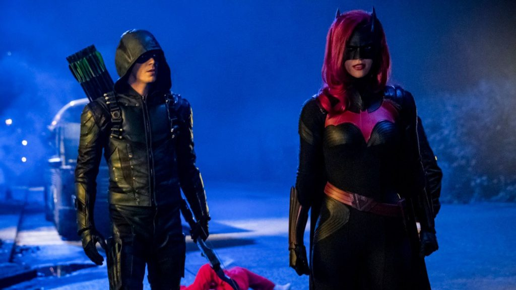 Batwoman part of CW's Arrowverse gets first action-packed trailer