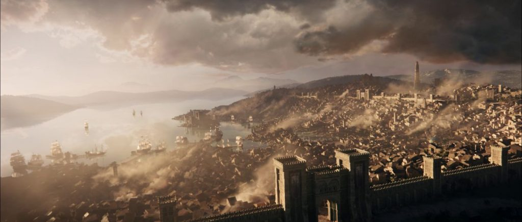 Larian Studios Baldur's Gate 3 Announced for Google Stadia & PC