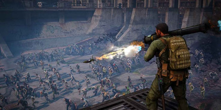 World War Z Game: Undead Sea Free Update Brings New Tokyo Level & Enemy