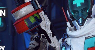 Overwatch Baptiste Medic Reunion Challenge Event Begins
