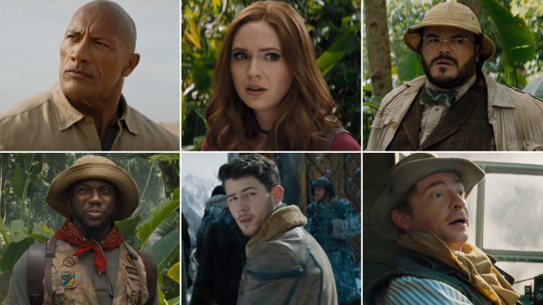 Jumanji: The Next Level Official Trailer: The Hilarious action comedy returns