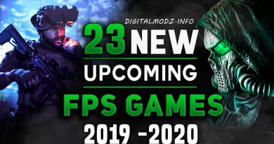 23 Awsome Upcoming First-Person Shooter Games 2019 - 2020
