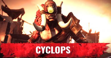 Gunfire Games Remnant: From the Ashes New enemy the 'Cyclops' Trailer